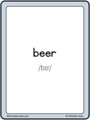 Preview of Words with IPA, Large